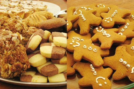 Christmas Cookie selection 2